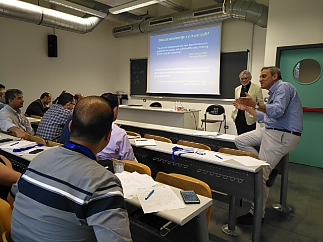 ROMOR Project completes a training program at Parma University, Italy